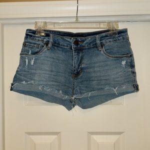 STS Blue denim shorts
